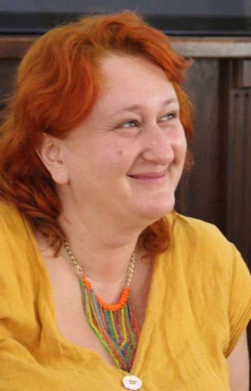 Татьяна Мужицкая - единственная и неповторимая.