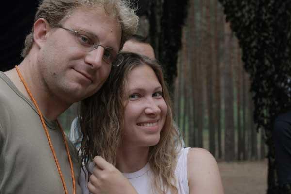 Павел и Дарья