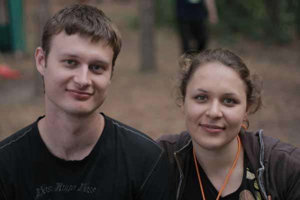 Николай и Анастасия