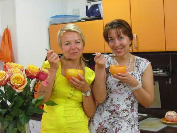 Хорошее настроение выдавалось бонусом к фруктовым коктейлям.