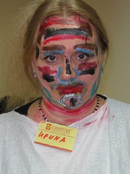 Питательная маска для лица такая у меня