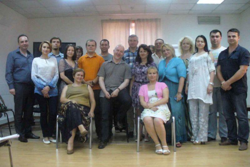 НЛП-мастер с Тимуром Гагиным (август 2014)