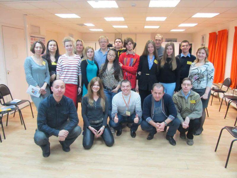 Базовый тренинг с Денисом Швецовым