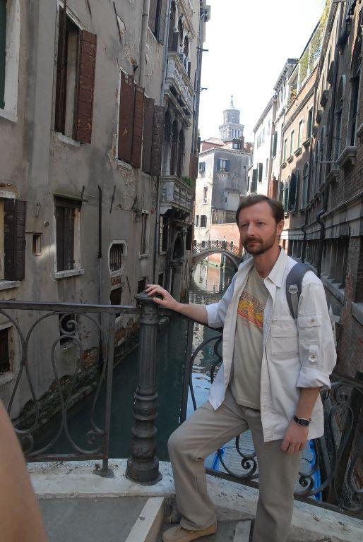 Венеция наводит Игоря Незовибатько на нешуточные размышления