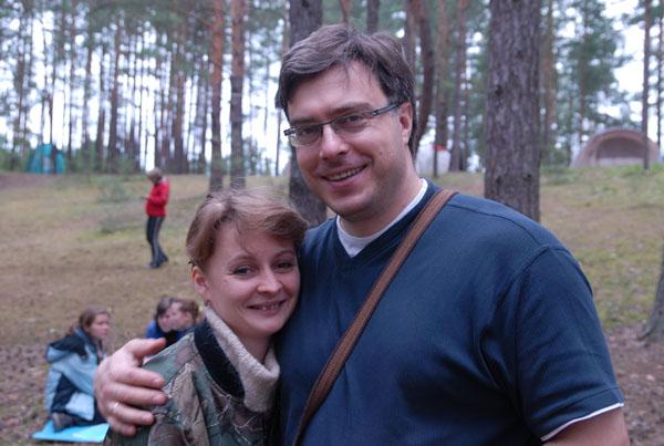 Светлана и Виктор