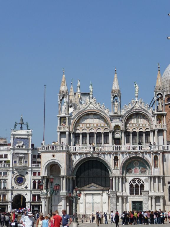 Венецианская архитектура