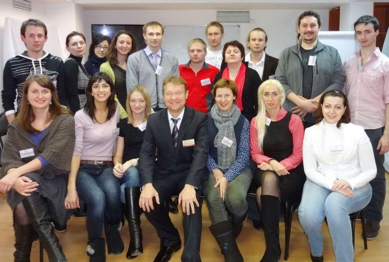 Победители: психология влияния (февраль 2012)