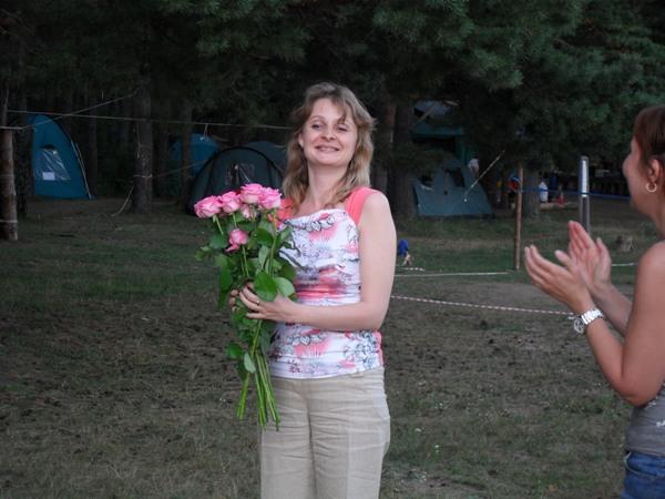 Розы для Светы.