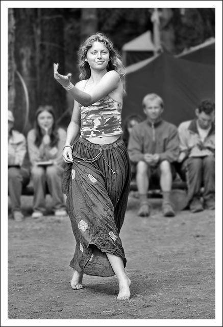 Сашкин Танец