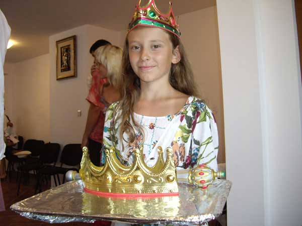 Маленькая королевишна