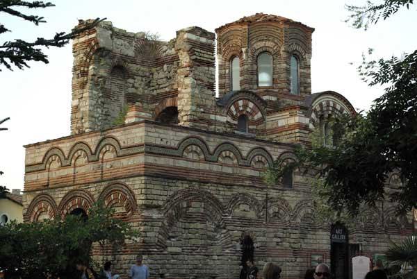 Болгарская архитектура