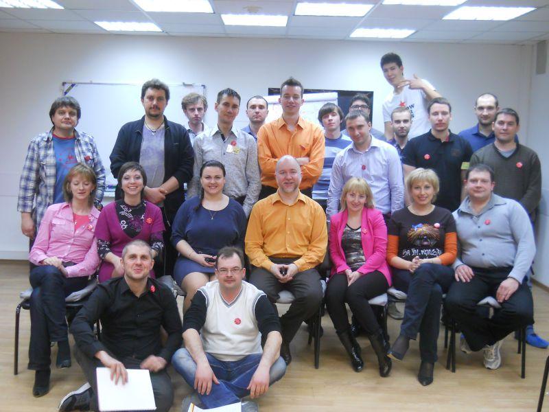 Школа Достигатора: Хотелка (февраль 2012)