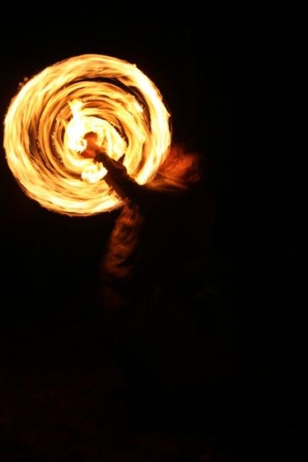 Пламенный вихрь