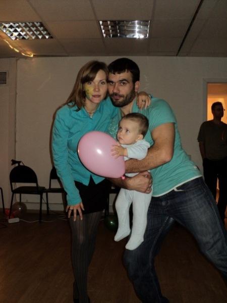 Семейные танцы